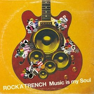 ROCK'A'TRENCH、2010年第2弾シングル「Music is my Soul」