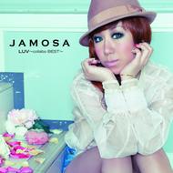 JAMOSAのコラボベスト「LUV〜collabo BEST〜」