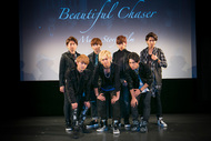 「Beautiful Chaser」MV 完成披露試写会