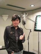 この度「メジャー」の名曲「心絵」を歌うこととなった、茂野吾郎役・森久保祥太郎さん