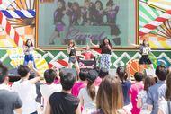 7月28日@「東京・お台場夢大陸マイナビステージお祭りLIVE!」