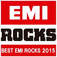 アルバム『BEST EMI ROCKS 2015』