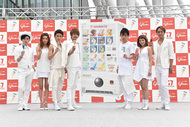 「seventeen ice × AAA DOME LIVE 2015」