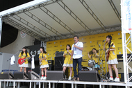 8月2日(日)@西武プリンスドーム・ドーム前広場