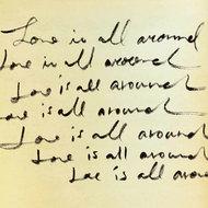 配信シングル「Love Is All Around」