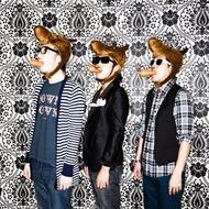 アルファのデジタル・シングル「Boy Meat Girl」