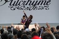 川崎ラゾーナでライヴイベントを開催したHilcrhyme