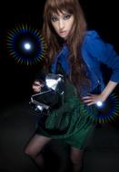 11月リリースの「可能性ガール」に続き、早くも新曲のリリースが決定した栗山千明