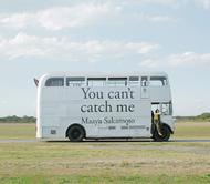 坂本真綾『You can't catch me』初回限定盤ジャケット画像