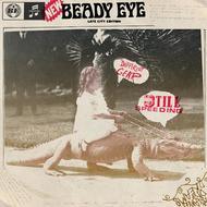 リアム新バンド「ビーディ・アイ」、1stアルバム『ディファレント・ギア、スティル・スピーディング』ジャケットも明らかに