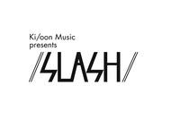 「/ SLASH /」ロゴ