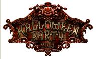 『HALLOWEEN PARTY 2015』ロゴ