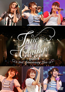 DVD『~palet 3rd Anniversary LIVE~ Time to Change』