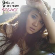 1月12日に発売される中村舞子のデビューアルバム『Answer』 Listen Japan