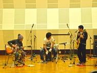 ライヴ形式のレコーディングをUstream中継したサンボマスター Listen Japan