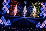 """品川ステラボールにて2nd LIVE「Blue Destiny」を開催した""""Trident"""""""
