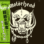 アルバム『MOTÖRHEAD / 鋼鐵の稲妻』