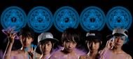 MAGIC BOYS (左から: MCユウト、MCリュウト、MCフウト、MCトーマ、DJマヒロ)