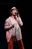 新曲が北川景子出演の携帯CMに起用されたナオト・インティライミ