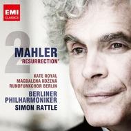 ラトル/ベルリン・フィル『マーラー:交響曲第2番ハ短調「復活」』