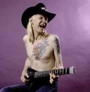 「100万ドルのギタリスト」ジョニー・ウィンターの初来日が決定