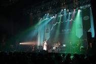 """9月23日に開催された「霜月はるか 10th Anniversary Solo Live """"Melody Line"""" ~side GREEN~」の模様"""