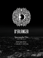 Blu-ray&CD『Spectacular Nite -狂おしい夜について- TOUR 2015 FINAL at 赤坂BLITZ 20150614』(Blu-ray+2CD)