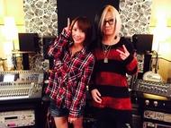 藍井エイル新曲のプロデュースを務めたGLAY・HISASHI