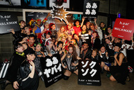 10月8日@渋谷 sound museum VISION