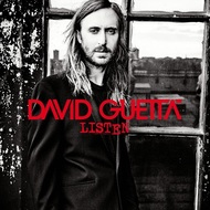 「ULTRA JAPAN 2015」に出演したDavid Guetta『Listen (Deluxe)』ジャケット画像