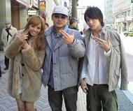 『東京RAGGA LOVERS 2』 左から:廣瀬麻伊、SPICY CHOCOLATEのカツユキ、上遠野太洸