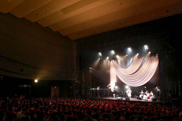 5月24日@ヒューリックホール東京 - music.jpニュース