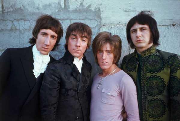 The Who、50年前に録音されたライブCD&ピートの45周年記念盤を発売決定