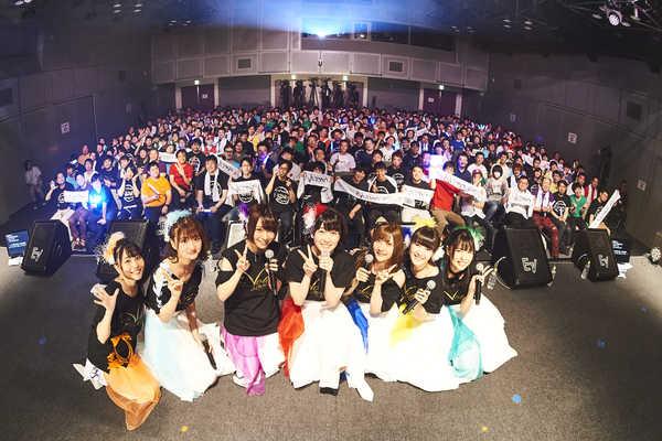 7月20日@原宿クエストホール photo by 田辺佳子