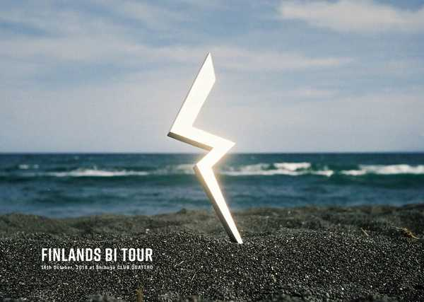 "DVD『FINLANDS""BI TOUR""~16th October, 2018 at Shibuya CLUB QUATTRO~』"
