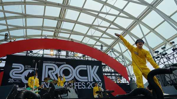 8月3日@『ROCK IN JAPAN FES. 2019』