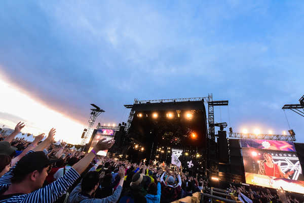 『RISING SUN ROCK FESTIVAL 2019 in EZO』