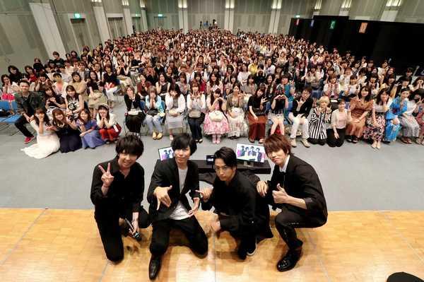 9月7日@東京・TFTホール1000