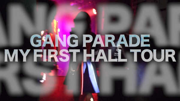 『MY FIRST HALL TOUR』