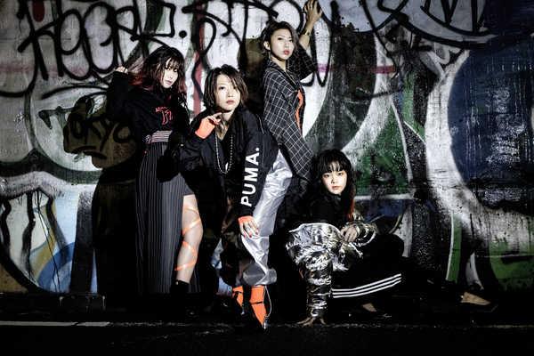 LAZYgunsBRISKY photo by 岩佐篤樹