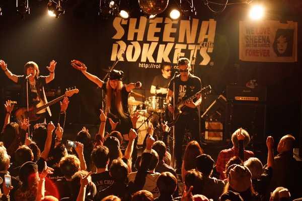 2月14日@福岡CB photo by  Lisa