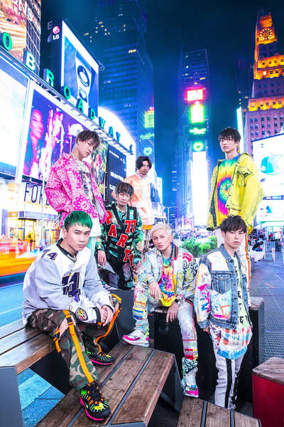 DA PUMP、大阪城ホール公演をWOWOWで独占生中継!