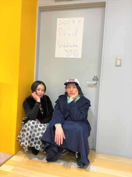 読売テレビ『音力 -ONCHIKA-』ロケ写真/宇都宮まき、ビッケブランカ