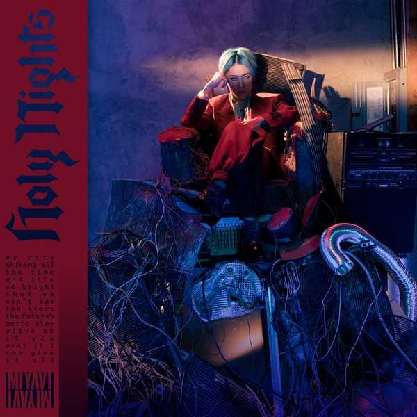 MIYAVI、アルバム『Holy Nights』に楽天モバイルCMソング「Bang!」を含む12曲を収録