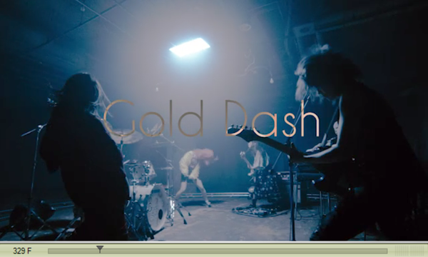 「Gold Dash」(Para+応援ソング)MV