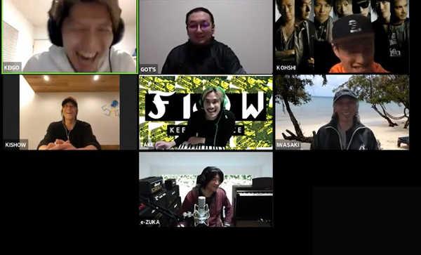 FLOW、自宅から配信した生配信番組のアーカイブを公開&アニメ縛りライブを映像化