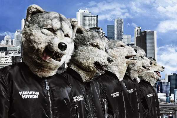 MAN WITH A MISSION、11294枚限定シングルで布袋寅泰とフィーチャリング