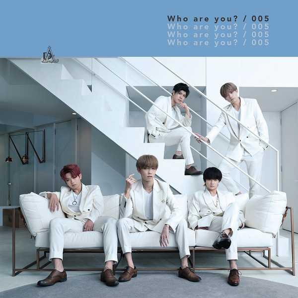 シングル「Who are you?/005」【通常盤】(CD)