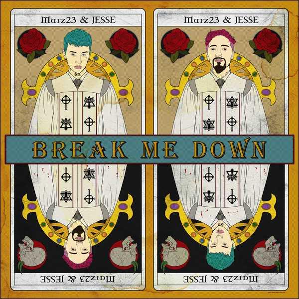 配信楽曲「Break Me Down (feat. JESSE)」