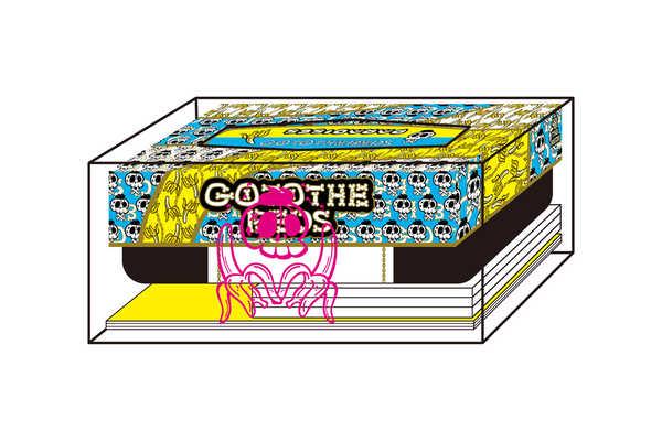 BOX『GO TO THE BEDS & PARADISES -LUXURY TISSUE BOX-』